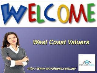 Residential Property Valuations In Perth By West Coast Valuers
