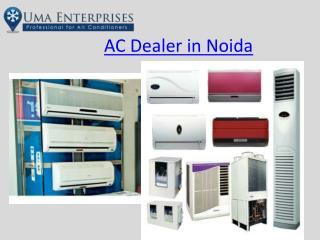 AC Dealers in Noida
