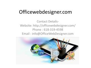Miami Web Design Company Officewebdesigner.com