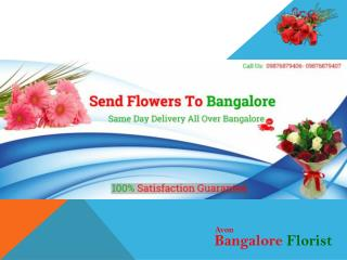 Avon Bangalore Florist