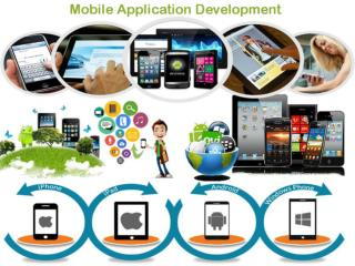 Mobile Application Development – The Hottest Topic in IT World