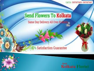 Send Flowers to Kolkata, Kolkata Florist