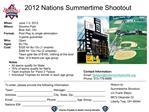 2012 Nations Summertime Shootout