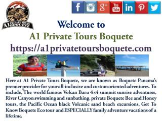 Tourism In Panama