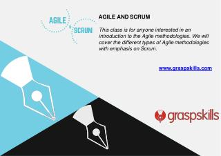 Agile and Scrum Training