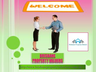 Find the Best Brisbane Property Valuers for house valuations