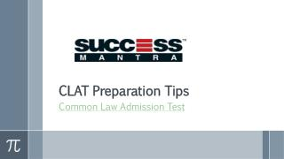 CLAT Preparation Tips