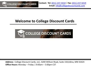 Find student card