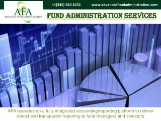 AFA is Among the Leading Mutual Fund Investment Companies in