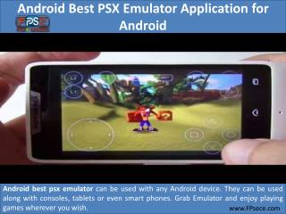 Console Emulators for Android|FPse
