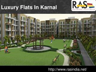 Luxury Flats in Karnal