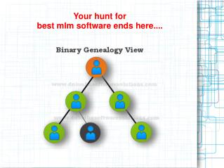 mlm software solution in india