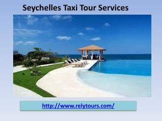seychelles transfer Services