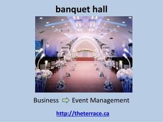wedding venues vaughan