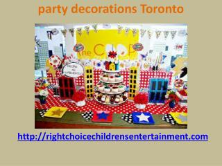 balloon delivery Toronto