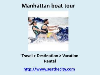 Statue of Liberty jet ski tour