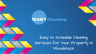 Sean's Cleaning