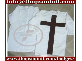 Masonic Knights Templar Tunic