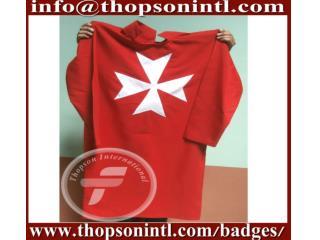 Masonic Knight of Malta Tunic