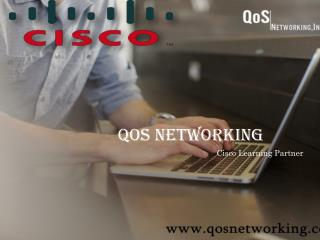 CCNP Security | QOS Networking | CCNP Certification