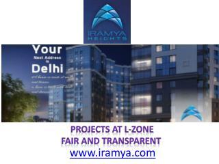 Lzone map-Dwarka LZone- iramya.com