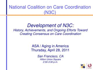 National Coalition on Care Coordination N3C