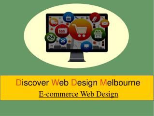 Discover web design Melbourne | Creative E-commerce web design Melbourne