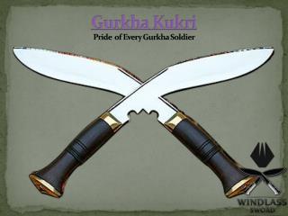 Gurkha Kukri