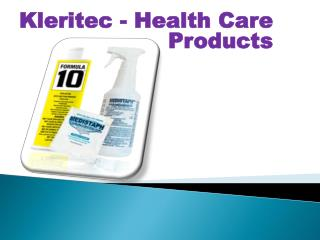 Kleritec Health Care Products
