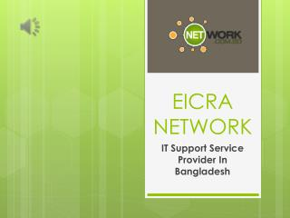 network.com.bd - A Trusted IT Support Service Provider In Bangladesh