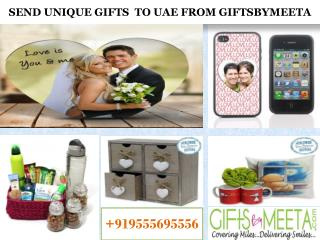 Online Gifts Delivery to UAE from India