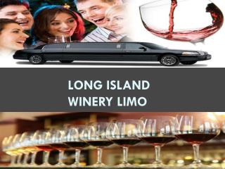 Long Island Winery Limo