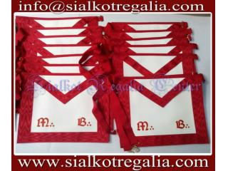 French regalia Apron MB