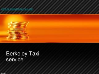 Cab in berkeley