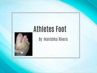 Athletes' Foot