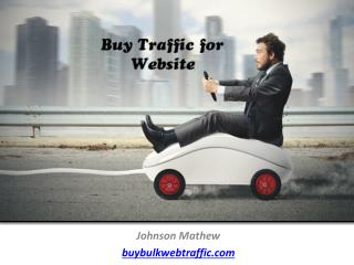 Buy Traffic For Website
