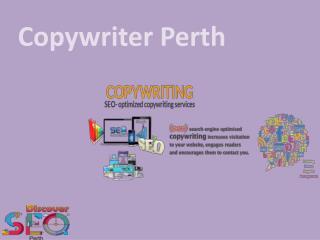 SEO Copywring Services Perth