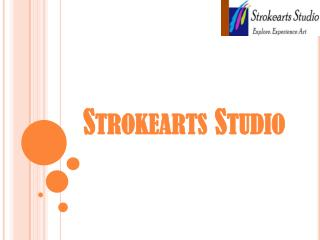Strokearts Studio in Singapore