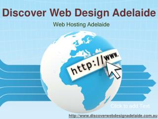 Cheap Web Hosting Service in Adelaide,SA