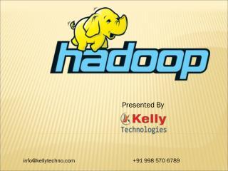Hadoop Training in Hyderabad,Hadoop training institutes in Hyderabad