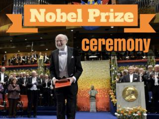 Nobel Prize ceremony