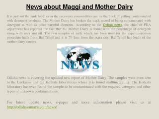Orissa News Headlines