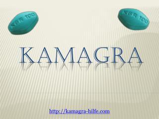 Kamagra ist eine beste Heilmittel für erektile Dysfunktion