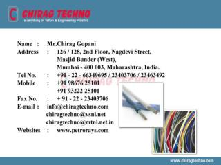 PTFE Products Manufacturers