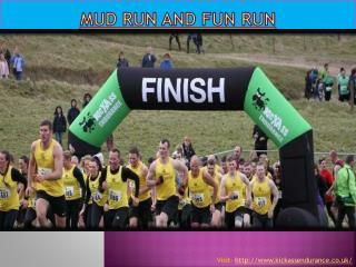 Mud run And Fun run