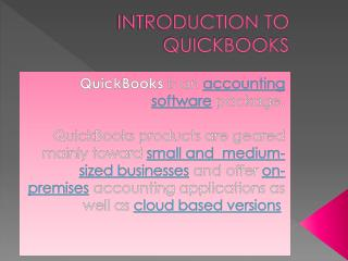 1-866-353-9908 IntuitQuickBooks Technical issues