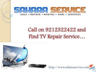 TV Repair in Jaipur | Call on 9212322422