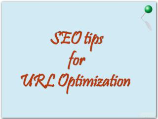 SEO tips for URL Optimization