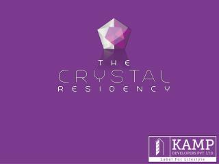 The Crystal Residency Best Residential Project in Delhi ncr