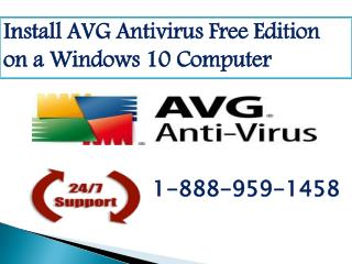 1-888-959-3678 AVG Antivirus Tech Support Number